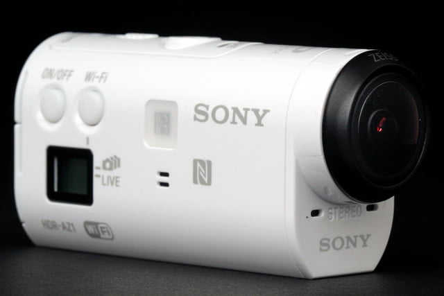 Sony Action Mini Cam front angle 4