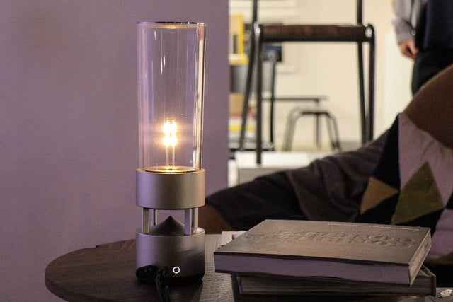 sony glass sound speaker lspx s1 hands on 7
