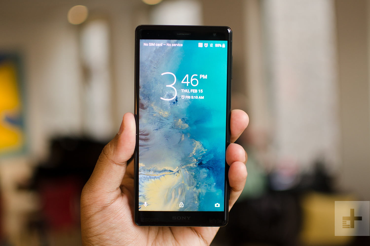 sony xperia xz2 and xz2 compact handson review digital