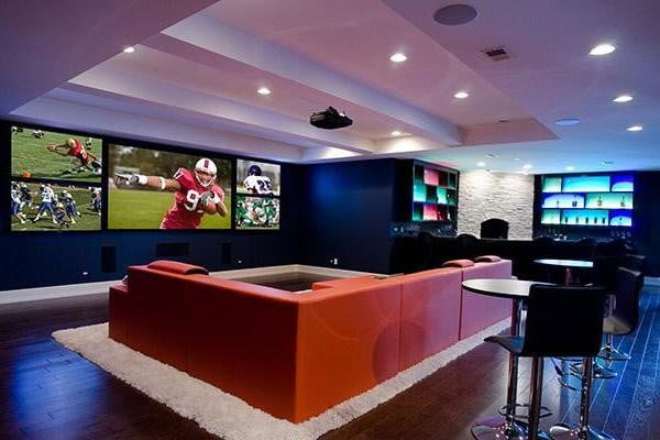 awesome custom home theater installations 2014 sportsbar