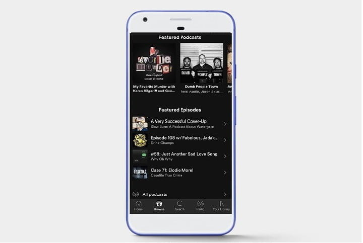 best podcast apps for android spotifypost