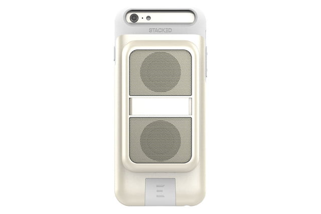 get stackeds new audio solutions and rid of all your wires for the iphone stacked boost speaker 8