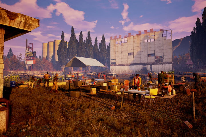 state of decay 2 beginners guide early base