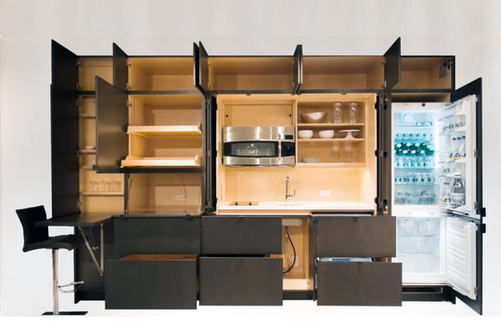 Best Furniture For Small Es Stealth Kitchen 3