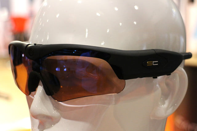 7d8eea9fae 5 gadgets london wearable technology show news sunnycam action cam  sunglasses. Smart glasses are making a comeback ...