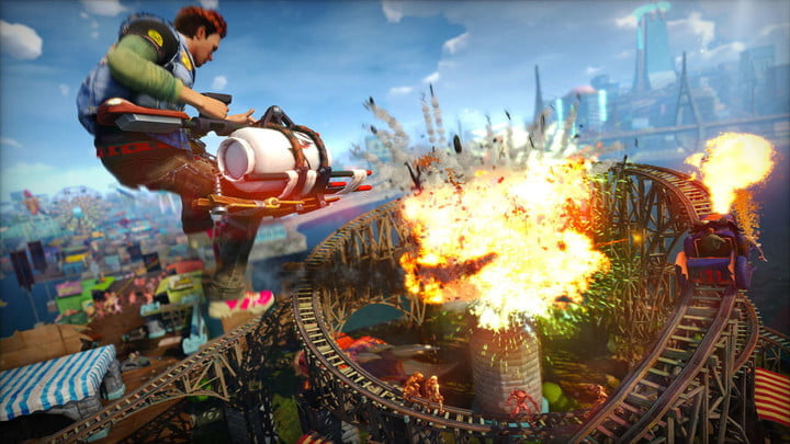 best xbox one games sunset overdrive new gall