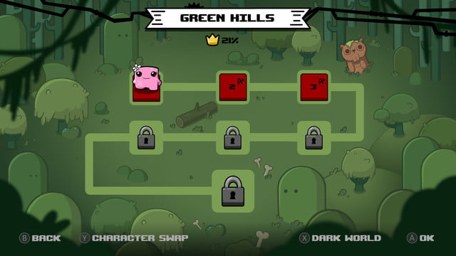 super meat boy forever hands on preview 15001