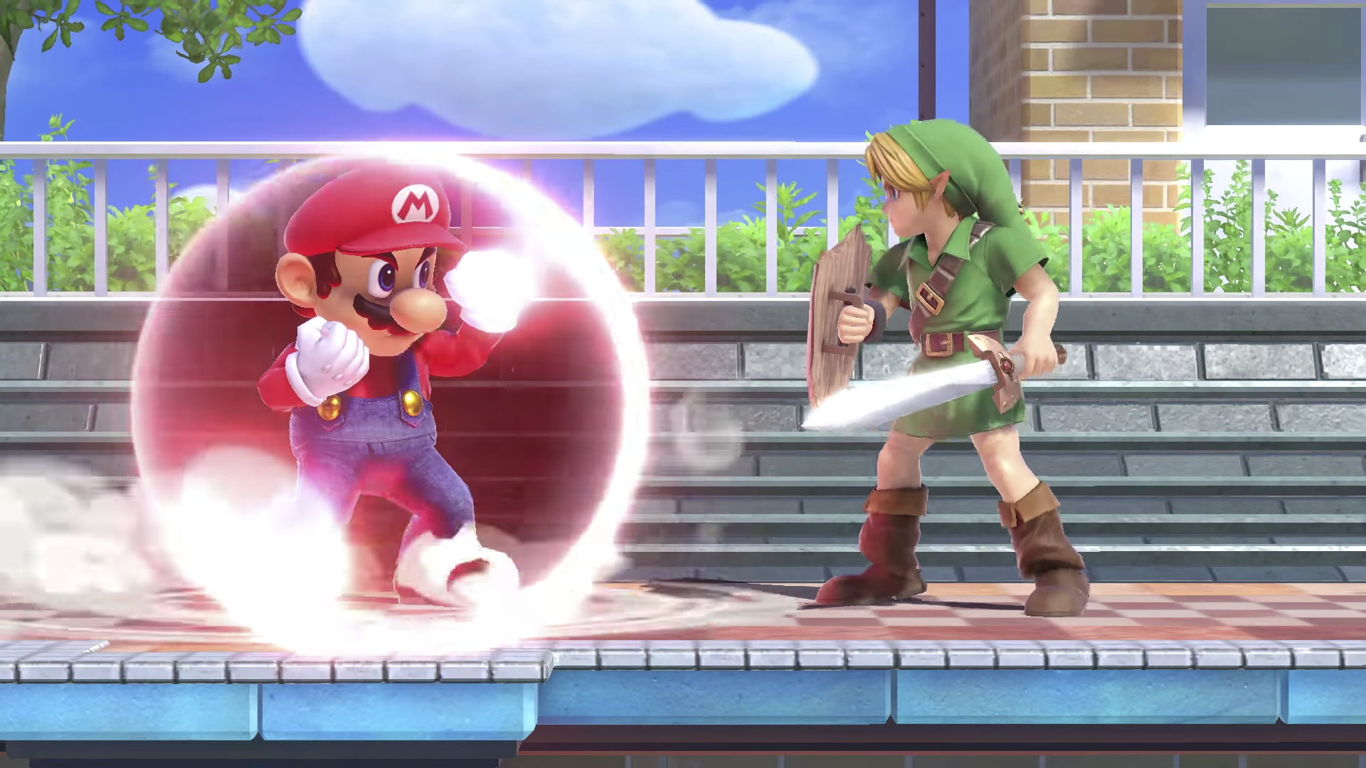 No Custom Moves or Equippable Items in Super Smash Bros  Ultimate