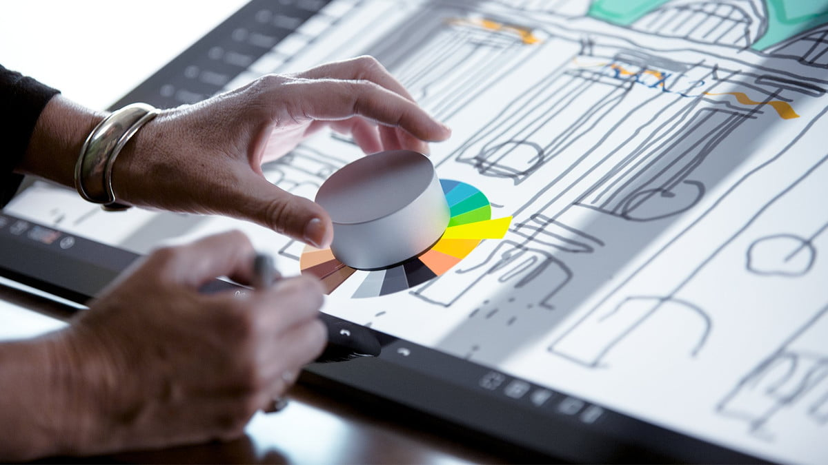 microsofts surface dial mice holding us back