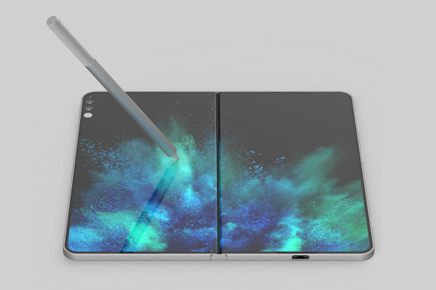 computing watershed moment coming surface phone concept open ryan smalley behance