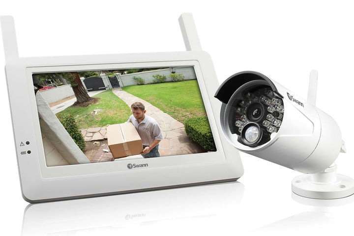 best outdoor security cameras swann swadw 410kit us adw 410 digital wireless monitor 1060552