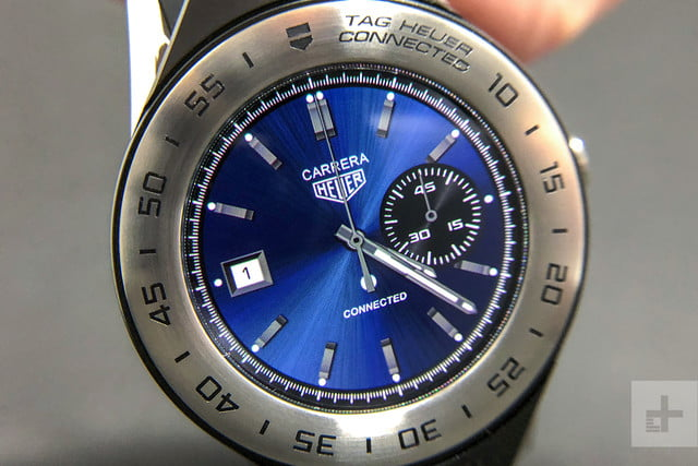 tag heuer watch face