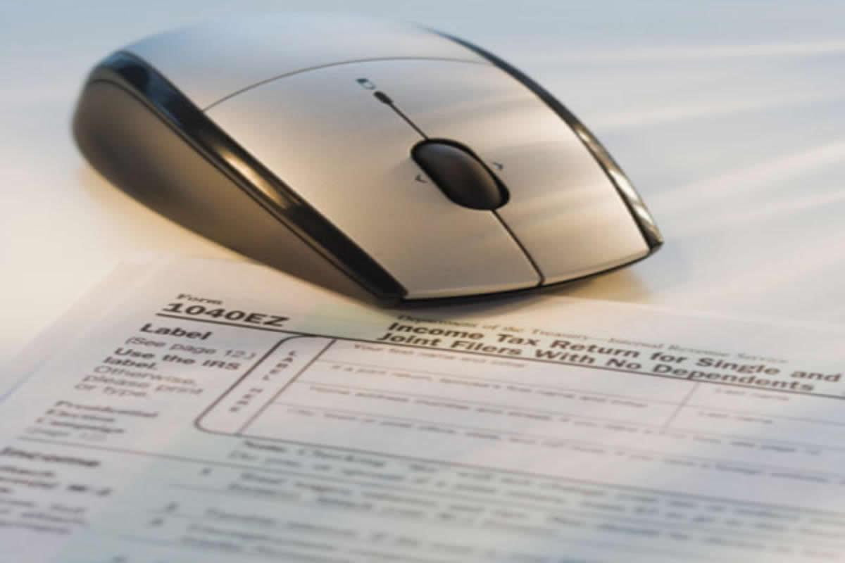 Tax Time Irs Start Processing Electronically Filed Returns Return E File