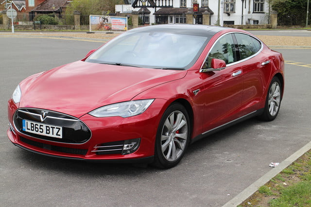 abnormally normal driving the tesla model s p90d 1393