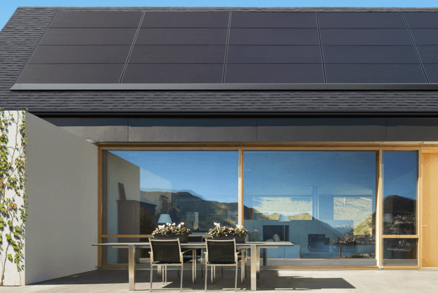 Want Solar Panels But Hate Their Look Tesla Announces Low
