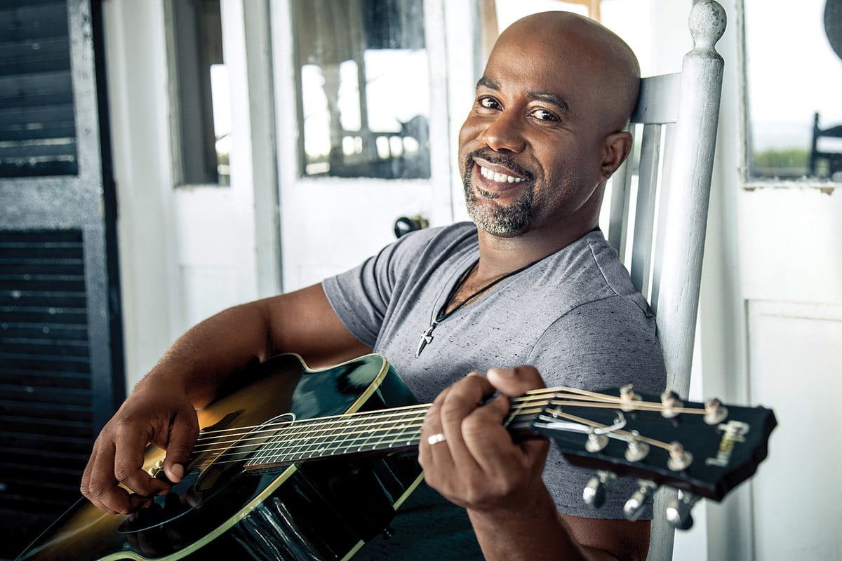 Interview Darius Rucker On If I Told You Spotify