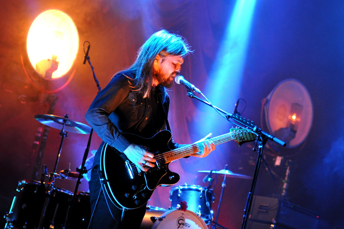 The Audiophile Russell Marsden of Band of Skulls