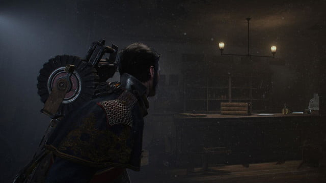 the order 1886 screenshot 033