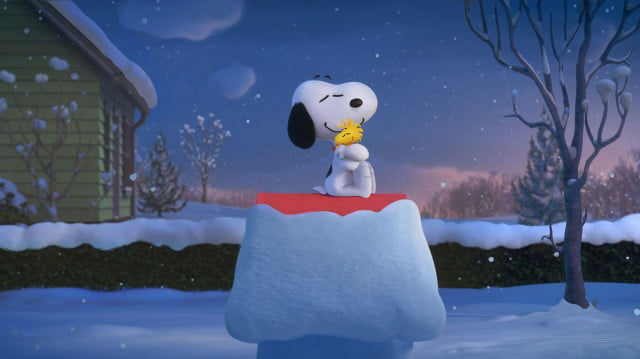 fall 2015 movie guide the peanuts