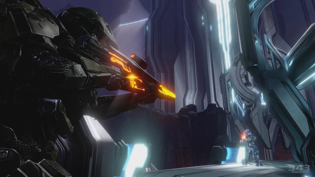 TMCC Halo 4 screenshot 4
