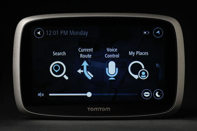 TomTom GO 500 features