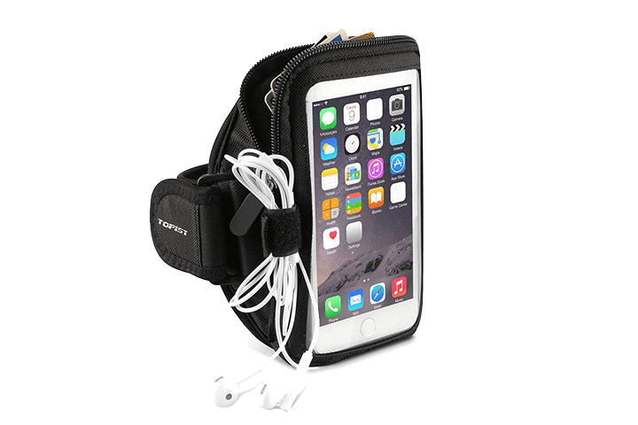 The 5 Best Smartphone Armbands for Runners