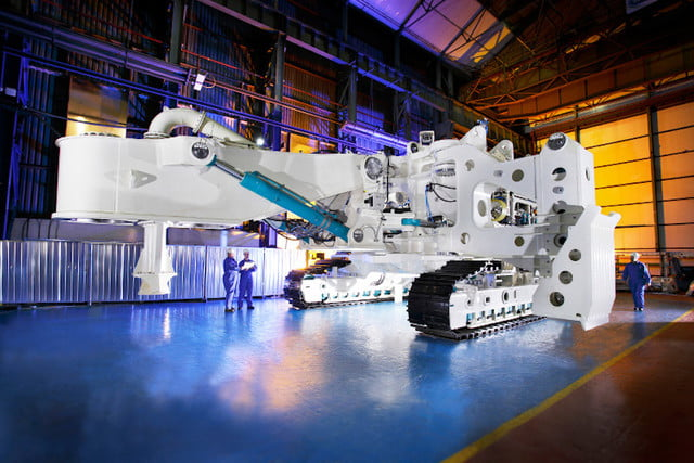 These Monstrous Deep Sea Mining Robots Were Built To