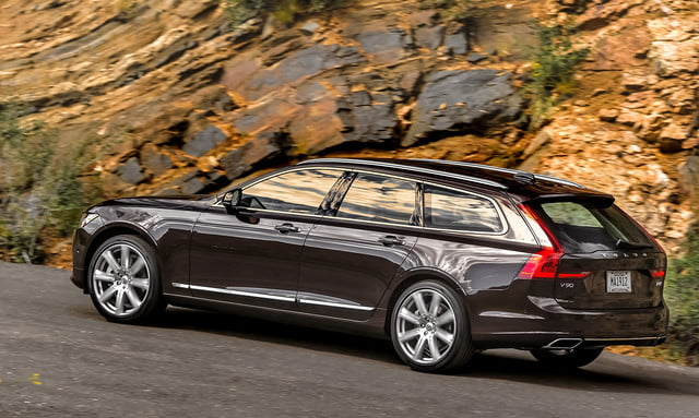 Best Wagons V90 T6 Inscription