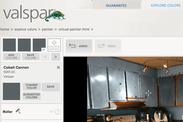 best tools to help you pick out paint colors for your walls valspar virtual painter tool 2