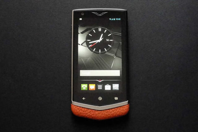 vertu constellation review front android home