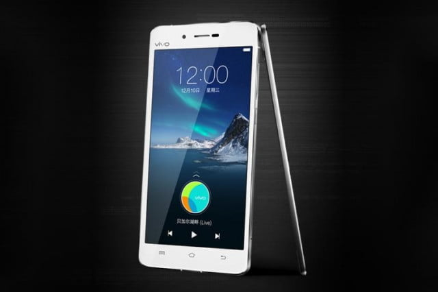 Vivo X5 Max Smartphone Is Just 4.75mm Thick