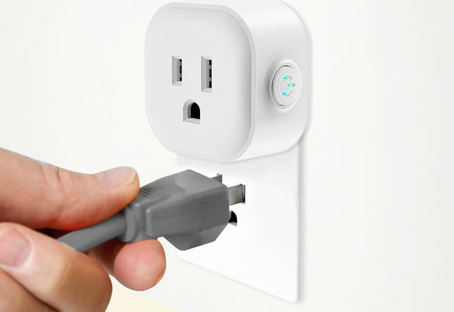 amazon echo and google home smart plug deals on wifi maxcio outlet 4 pack