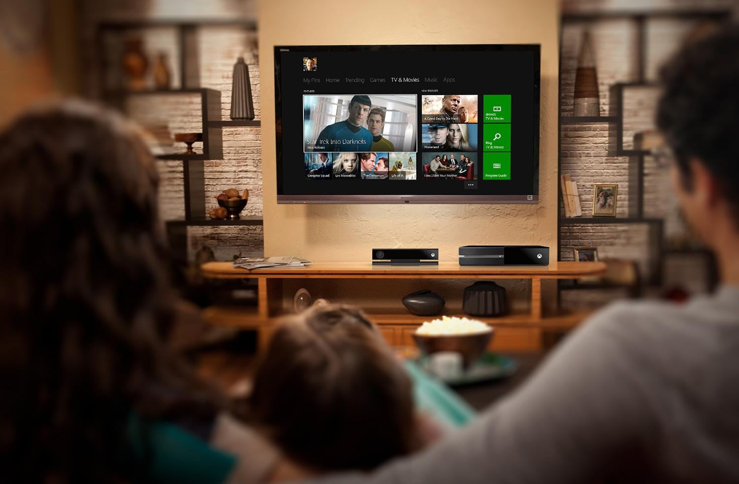 xbox one living room how the xbox one is a stealth pc and why it matters 13085