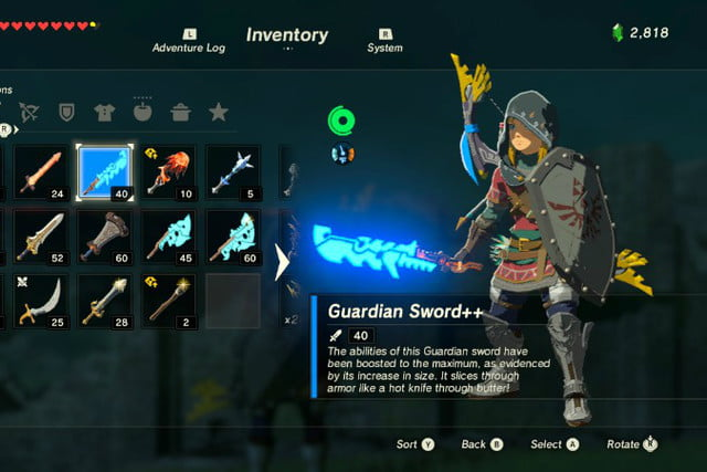 the best weapons in breath of the wild and where to find them